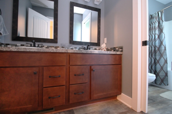 Kitchen Cabinets In Macomb County MI | MGW Kitchens   Smart_CarmelBath