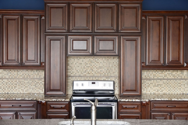 ROC Cabinets Store in Shelby Township MI - MGW Marble & Granite Works - showroom_chocolate_2